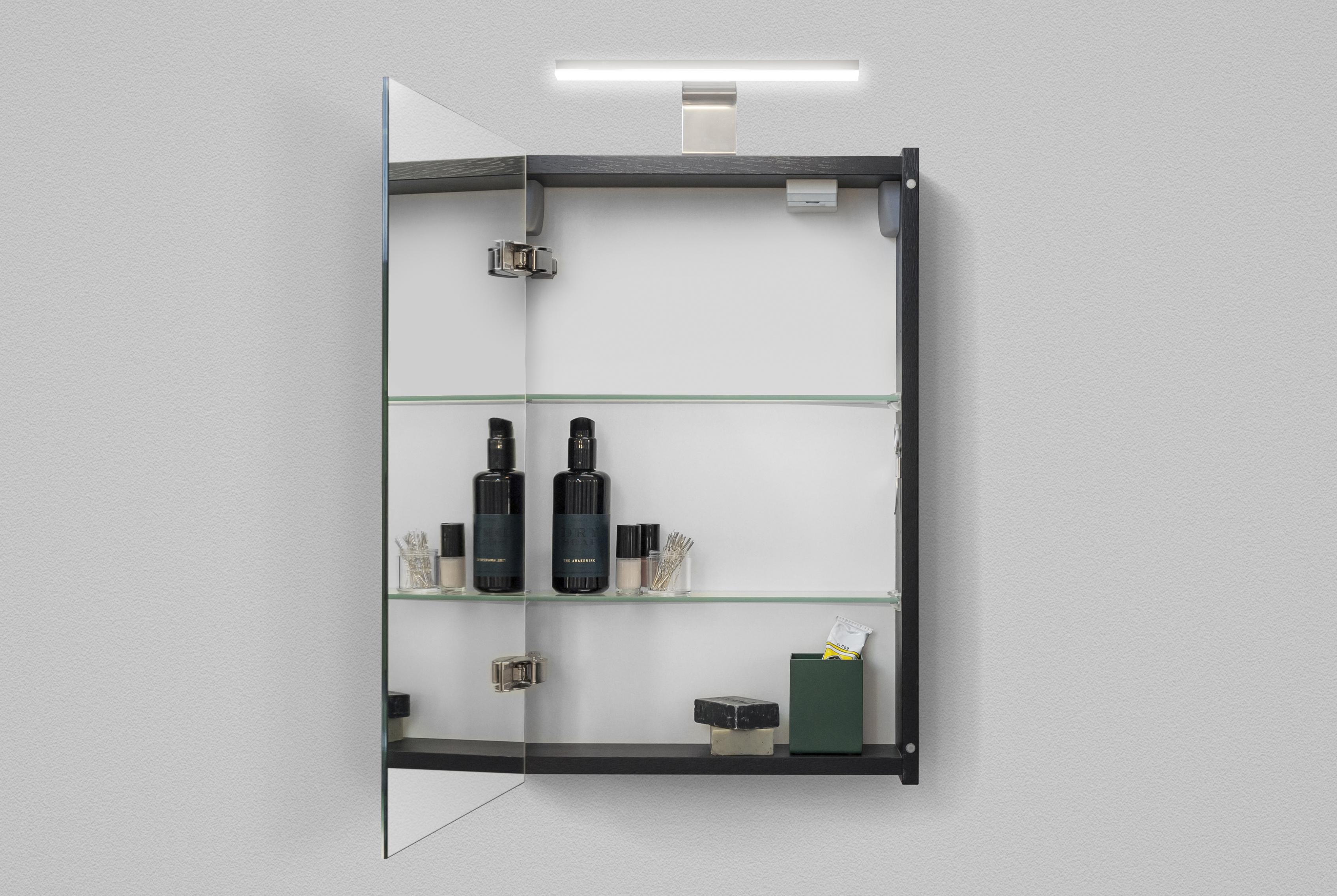Lysan spegelskåp 40 - Aspen