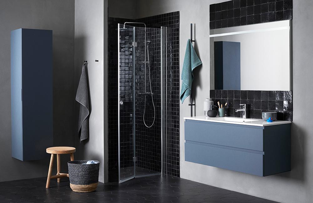 duschdörrar bäst i test